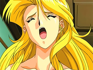Tiny Videl chokes on Yamato's monster cock