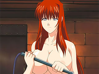 Erasa getting sex and getting screwed like a horny bitch by Commander Gendo Ikari
