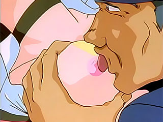 Sweet Anime Jade swallowing Teacher's dick and reaching intense orgasm in a shed