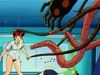 Awesome Shizuka Kawai got rammed between boobs by Killer Khan for the first time