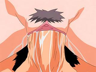 Shizuka Kawai with amazing body screams loudly